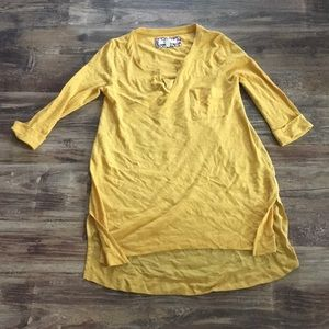 Pure Good long Tunic tee